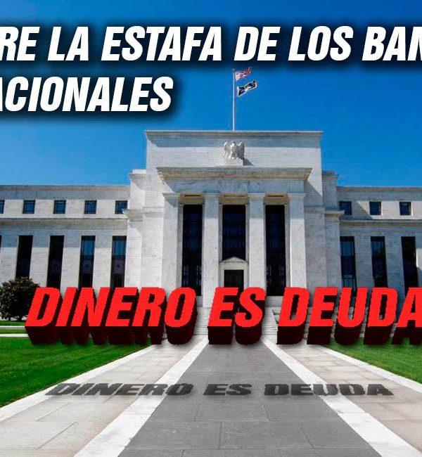 El dinero es deuda – Paul Grignon