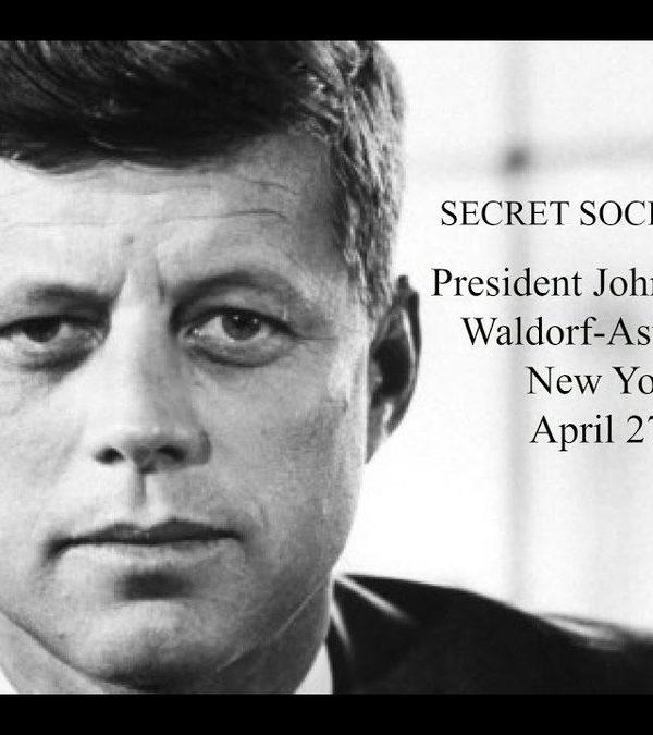 ¿Porque mataron a Kennedy?