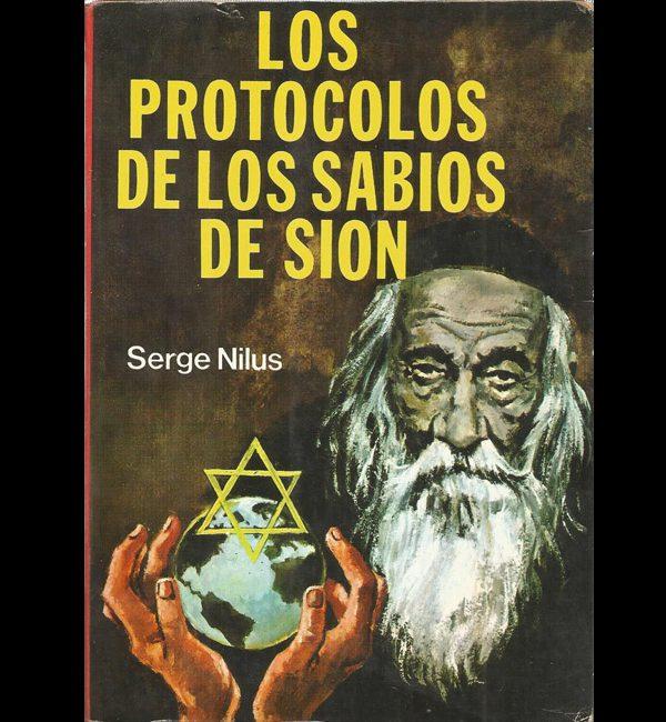 Sallairai Aurelio – Los Protocolos de los Sabios de Sión