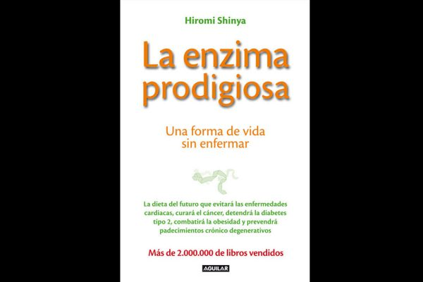 Shinya, Hiromi - La enzima prodigiosaShinya, Hiromi - La enzima prodigiosa