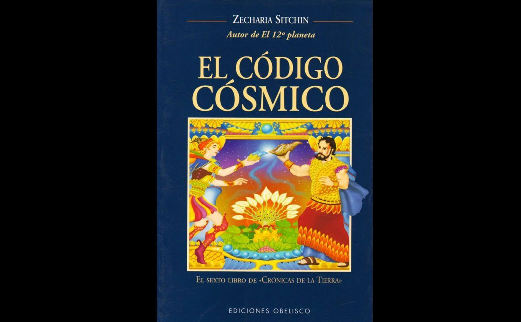 Sitchin, Zecharia - El Codigo Cosmico