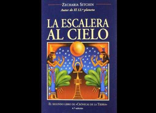 Sitchin, Zecharia - La Escalera al Cielo