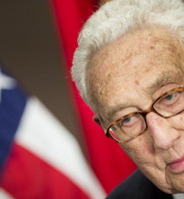 El Rito Iniciático de Kissinger